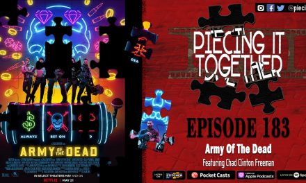 Army Of The Dead (Featuring Chad Clinton Freeman)