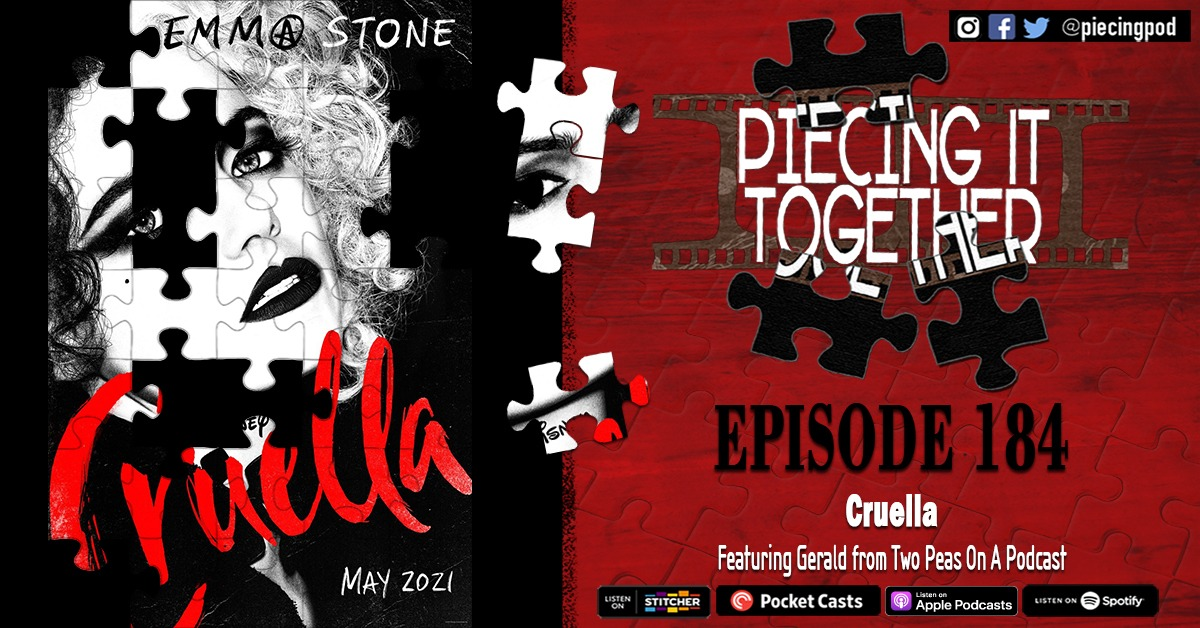 Cruella (Featuring Gerald From Two Peas On A Podcast)