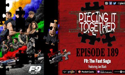 F9: The Fast Saga (Featuring Joe Black)