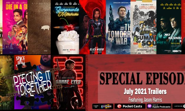July 2021 Trailers (Special Episode)