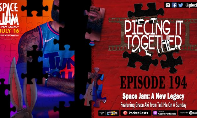 Space Jam: A New Legacy (Featuring Grace Aki)