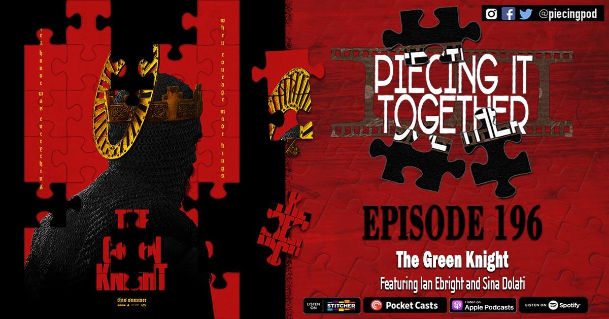 The Green Knight (Featuring Ian Ebright & Sina Dolati)