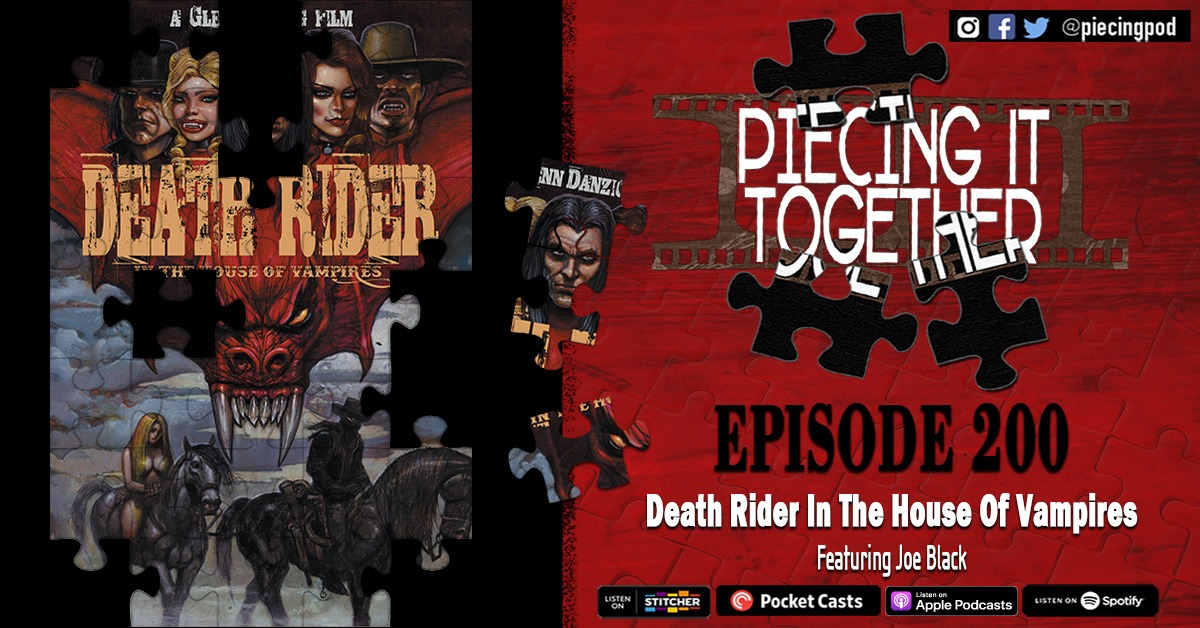 Death Rider In The House Of Vampires (Featuring Joe Black)