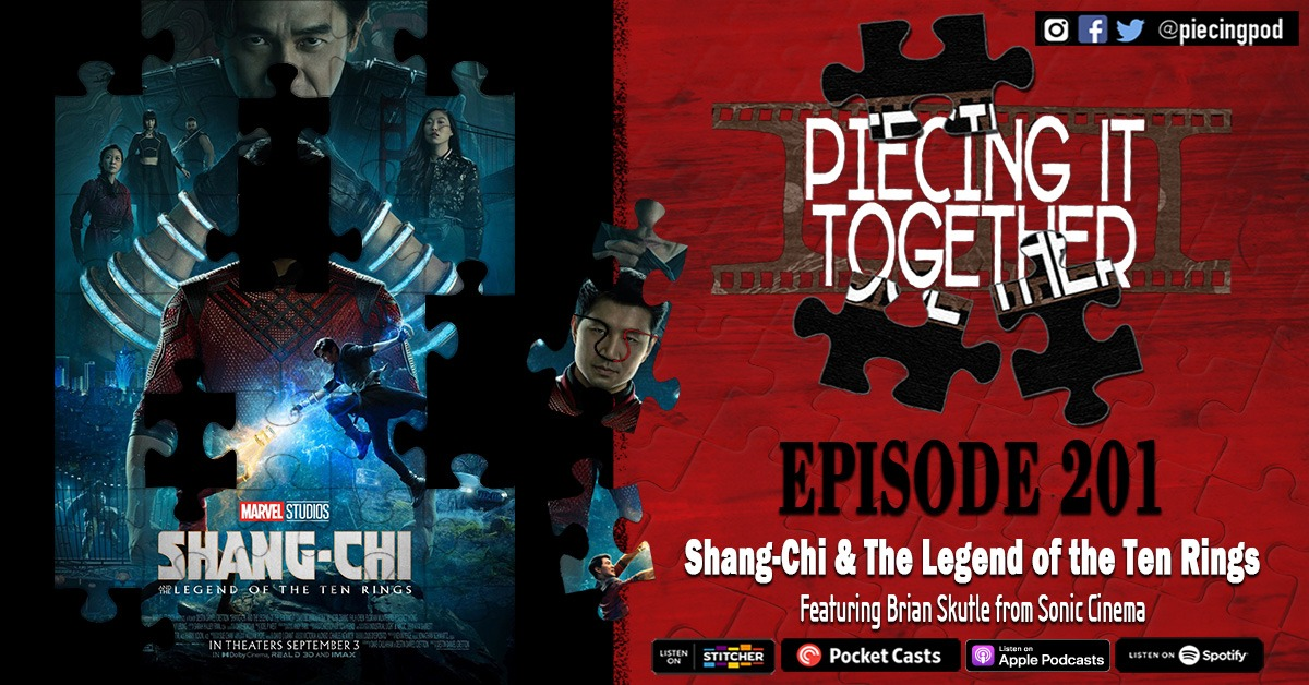 Shang-Chi & The Legend Of The Ten Rings