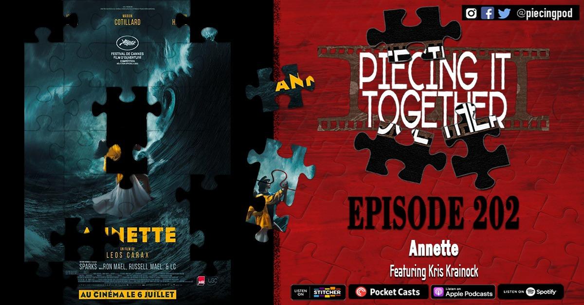Annette (Featuring Kris Krainock)