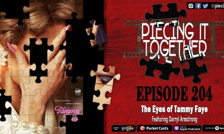 The Eyes of Tammy Faye (Featuring Darryl A. Armstrong)
