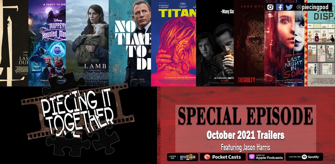October 2021 Trailers (Special Episode)