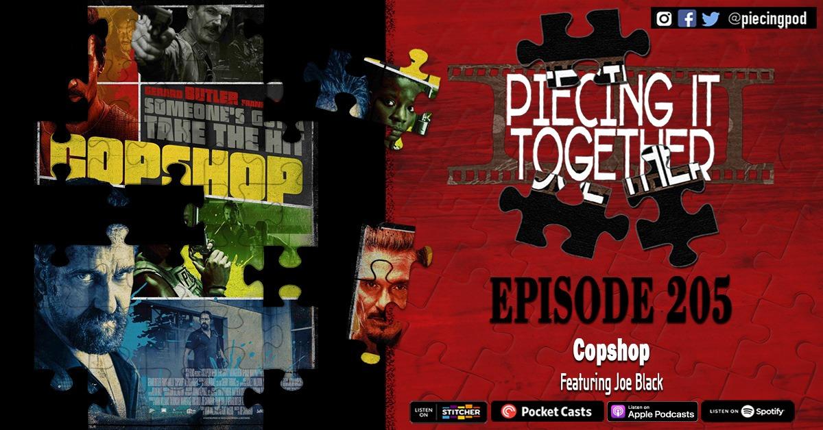 Copshop (featuring Joe Black)