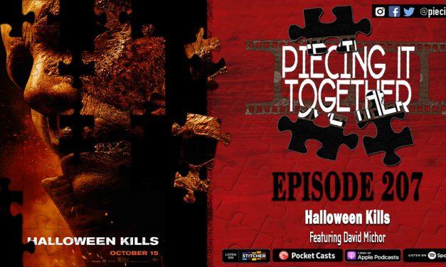 Halloween Kills (Featuring David Michor)